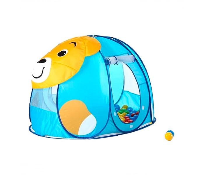 Палатки-домики Calida Дом-палатка + 100 шаров Мишка мишка тед из фильма третий лишний