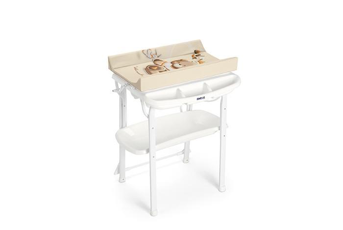 Пеленальный столик CAM Aqua с ванночкой