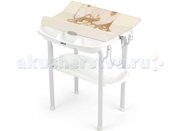 Детская мебель , Пеленальные столики CAM Aqua с ванночкой арт: 410099 -  Пеленальные столики