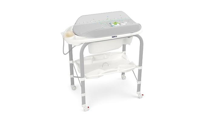 Картинка для Пеленальный столик CAM Cambio с ванночкой