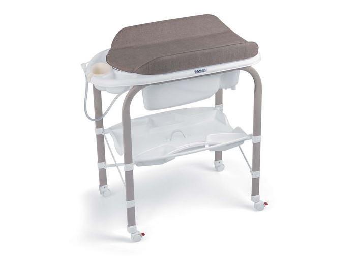 Пеленальный столик CAM Cambio с ванночкой