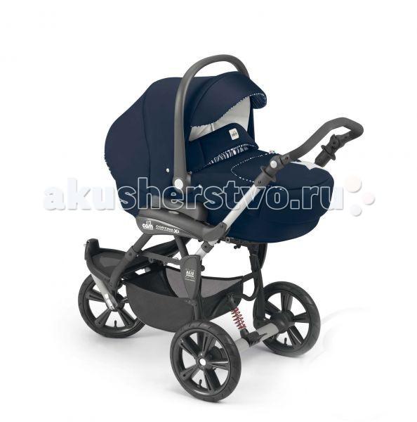 Детские коляски , Коляски 3 в 1 CAM Cortina Evolution X3 Tris 3 в 1 арт: 15244 -  Коляски 3 в 1