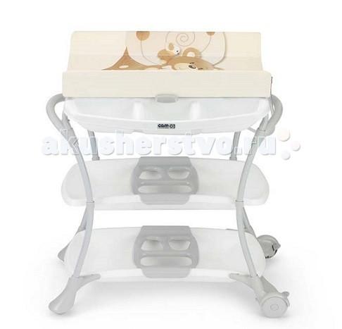 Детская мебель , Пеленальные столики CAM Nuvola арт: 6722 -  Пеленальные столики
