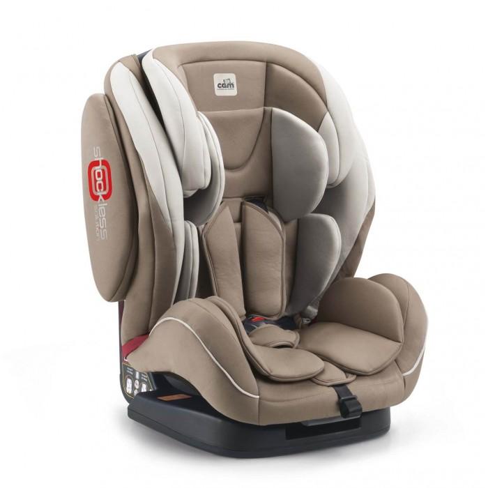 Автокресло CAM RegoloRegoloАвтокресло Cam Regolo обеспечит максимальную степень безопасности Вашему самому драгоценному пассажиру во время поездок на автомобиле. Удобное сиденье, регулируемая по наклону спинка, пятиточечные ремни безопасности - это только часть преимуществ Cam Regolo, которые непременно будут по достоинству оценены всеми современными родителями и их непоседливыми чадами.  Особенности: соответствует Европейским стандартам безопасности ЕСЕ R44/04 с боковой защитой от удара для головы мягкий подголовник, регулируемый по высоте 5-точечные ремни безопасности с мягкими нескользящими протекторами и поясная застежка регулируемая спинка в 5-ти положениях простой механизм регулировки высоты ремней безопасности, встроенная направляющая для ремня обивка легко снимается и стирается при температуре 30°C легкая и быстрая установка устанавливается на сиденье только в положении по ходу движения с помощью стандартных 3-точечных ремней безопасности, предусмотренных в автомобиле  Размеры (дxшxв): 52х50х64 см Вес:  9.6 кг<br>