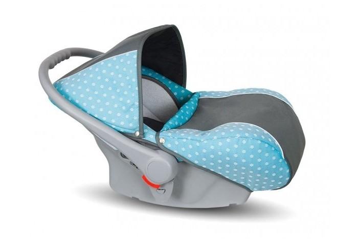 Автокресло Camarelo VisionVisionАвтокресло Camarelo Vision (0-13 кг) можно установить не только в автомобиле, но и на раму коляски Camarelo Vision, что при походах в гости или по магазинам позволит молодым родителям не брать с собой люльку, а ортопедический матрасик в автокресле проследит за правильным развитием вашего малыша. Снизу автокресло имеет закругленную форму, благодаря чему оно без труда прямо в поездке превращается в колыбельку, где уютно и комфортно, как дома.  Особенности: подходит с самого рождения и до 13 кг способ установки спиной вперед количество положений ручки: 2 автокресло оборудовано двухсекционным складывающимся и раскладывающимся капюшоном чехол на ножки малыша дополнительный вкладыш для новорожденного с функцией колыбели на полу (функция качания) удобная регулируемая ручка съемная обивка для деликатной стирки трехточечная система крепления малыша фиксация в автомобиле против хода движения, штатным ремнем или через базу Isofix (приобретается отдельно) европейский сертификат безопасности ECE R44/04 легкая установка на шасси через адаптеры (входят в комплект)<br>