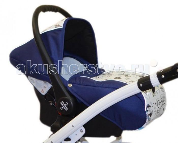 Детские автокресла , Группа 0-0+ (от 0 до 13 кг) Camarelo Vision Design арт: 165192 -  Группа 0-0+ (от 0 до 13 кг)