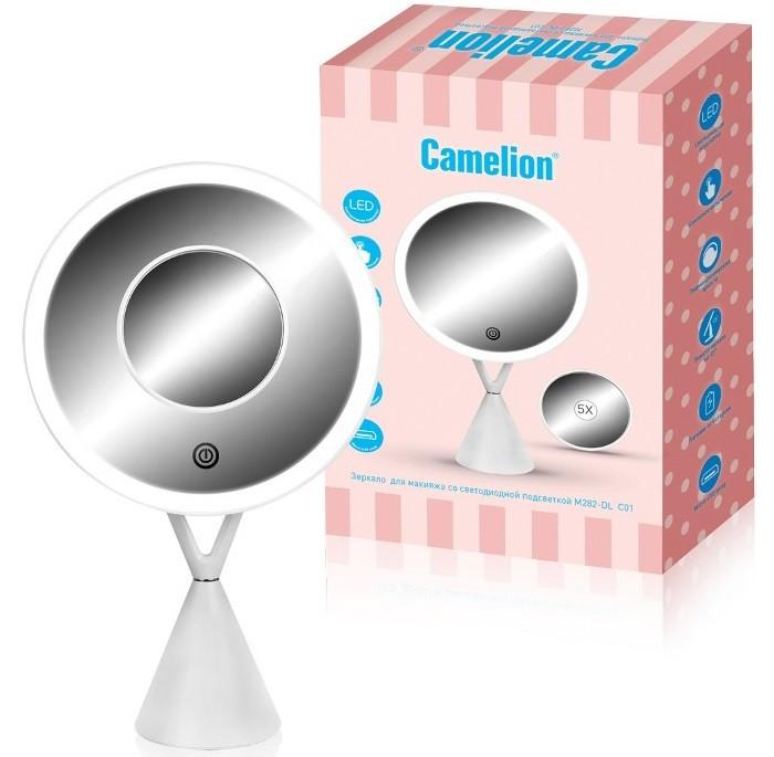 Купить Красота и уход, Camelion Зеркало c Led подсветкой M282-DL