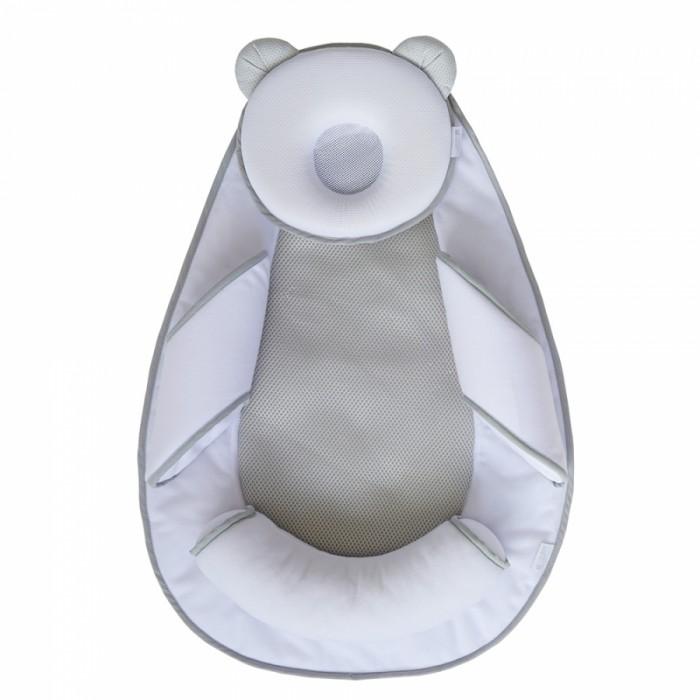 Постельные принадлежности , Позиционеры для сна Candide Позиционер с подголовником воздухопроницаемая Панда Air+ с валиком арт: 354990 -  Позиционеры для сна