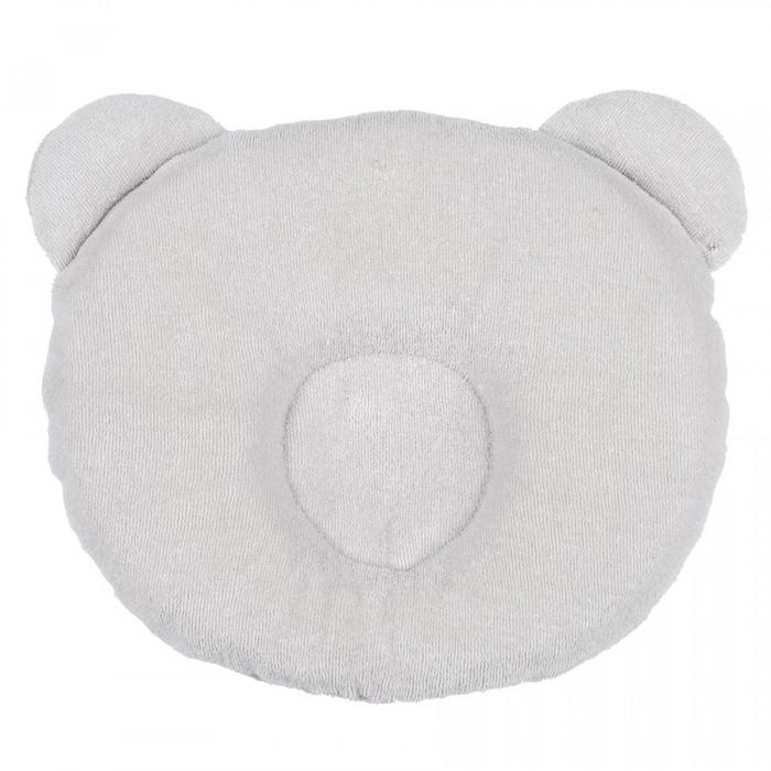 Подушки для малыша Candide Подушка анатомическая Панда Brownish-Grey Panda pillow 21x19 см fashion cartoon elephant pattern flax pillow case(without pillow inner)