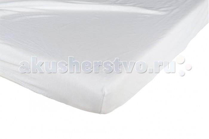 все цены на Простыни Candide Простыня Ivory Cotton Fitted sheet 130г/м2 60x120 см онлайн