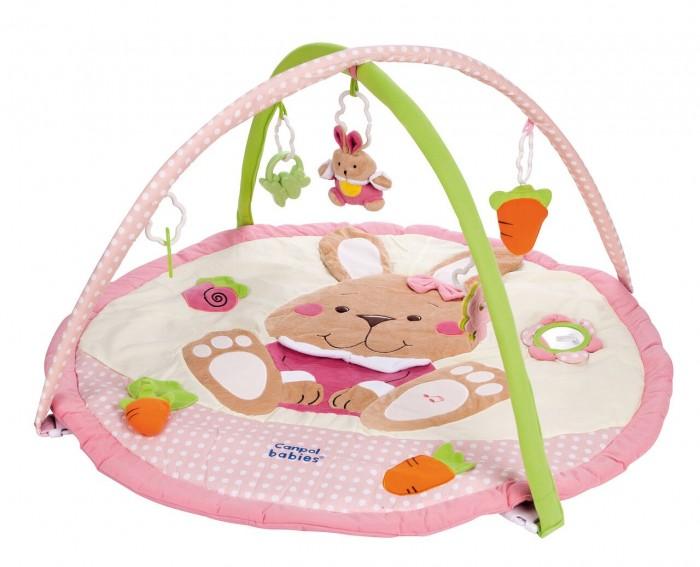 Купить Развивающие коврики, Развивающий коврик Canpol музыкальный Кролик 2/263
