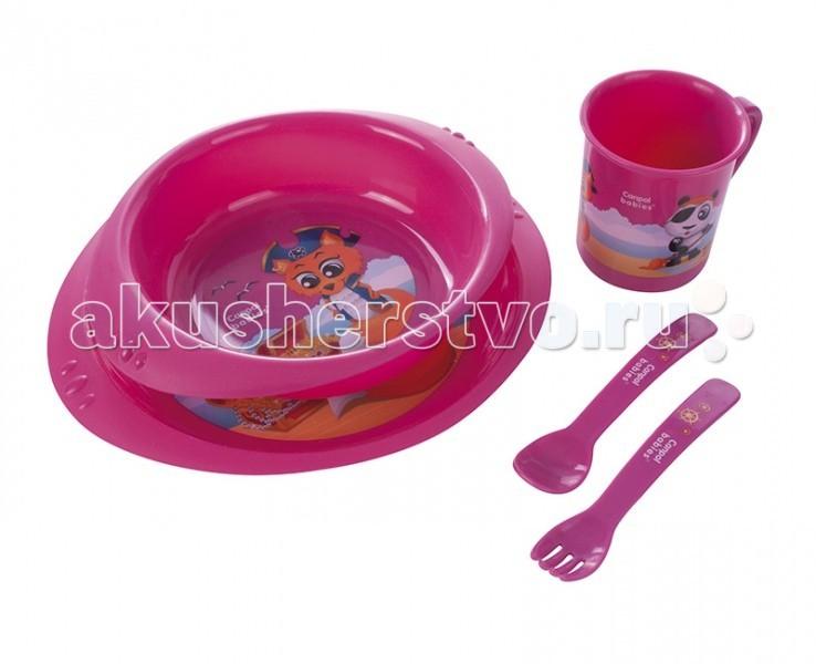 Canpol Набор посуды 4/405