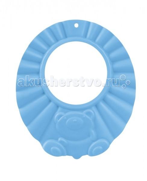 Козырьки для купания Canpol для мытья волос 74/006 roxy kids козырек защитный для мытья головы rbc 492 g зеленый от 6 месяцев до 3 лет