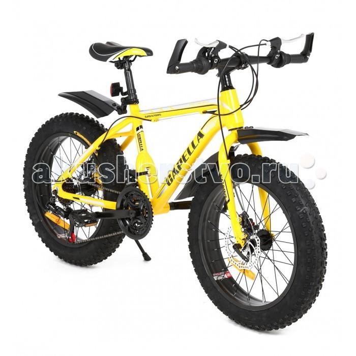 Детский транспорт , Двухколесные велосипеды Capella Fat bike горный G20A705S арт: 534236 -  Двухколесные велосипеды