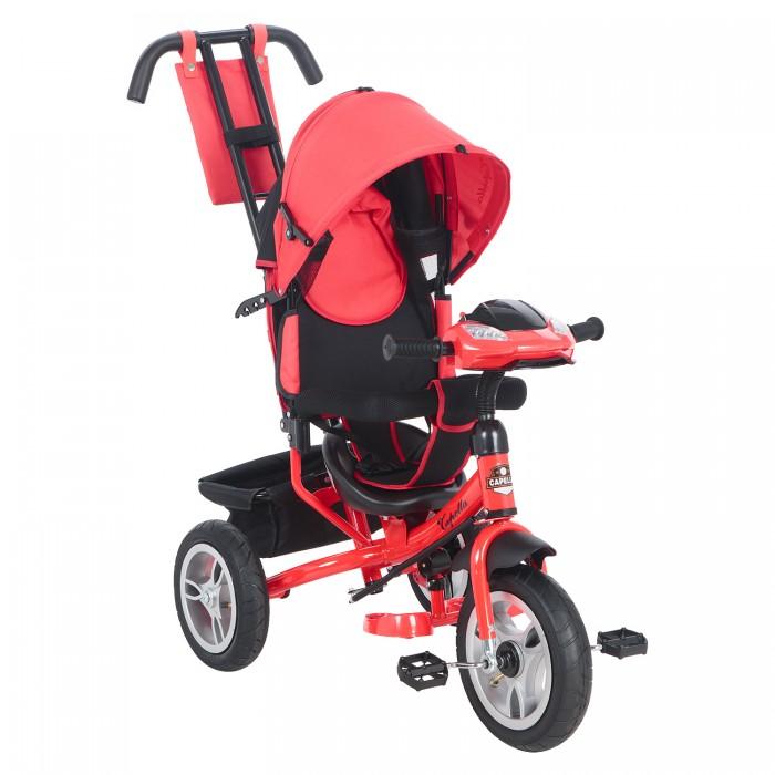 Купить Трехколесные велосипеды, Велосипед трехколесный Capella S-511