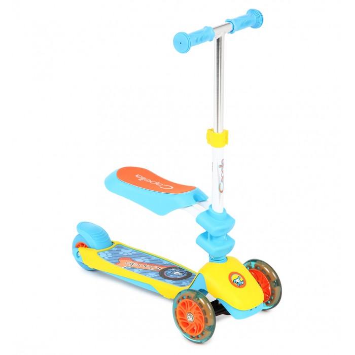 Детский транспорт , Трехколесные самокаты Capella каталка Puppy арт: 534071 -  Трехколесные самокаты