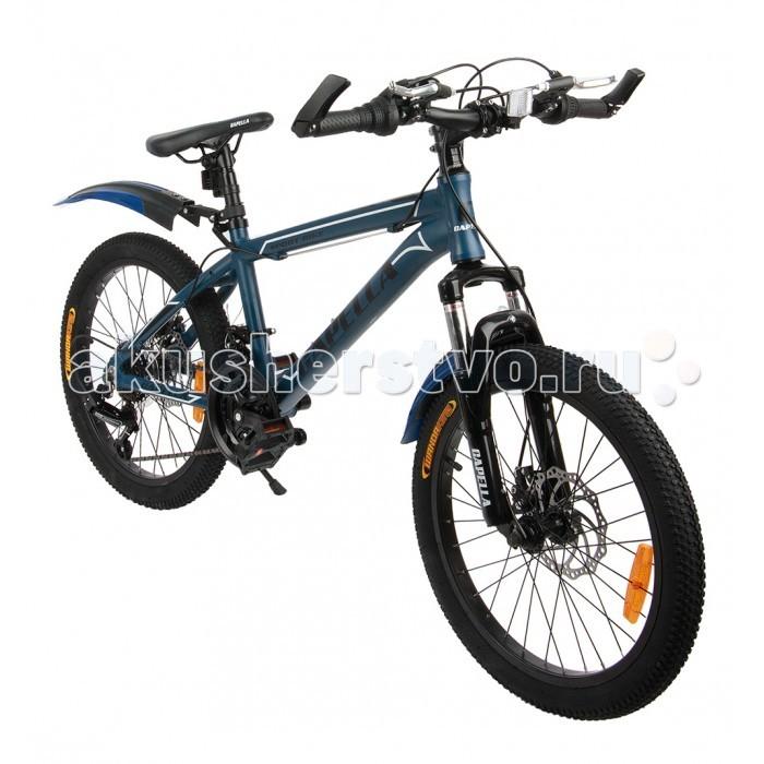 Велосипед двухколесный Capella спортивный G20A703