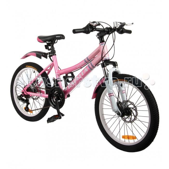 Детский транспорт , Двухколесные велосипеды Capella спортивный G20A704 арт: 534161 -  Двухколесные велосипеды