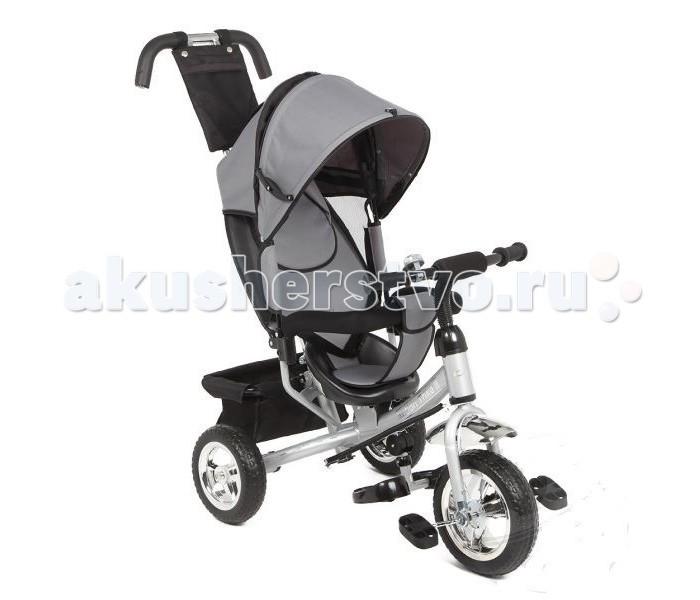 """Велосипед трехколесный Capella Action Trike AAction Trike AВелосипед трехколесный Capella Action Trike A станет отличной заменой прогулочной коляске.  Особенности: 3-х точечные ремни безопасности удобное сидение с вкладышем корзина для продуктов родительская ручка бампер для безопасности малыша складной капор от солнца подножки сумка для родителей широкие надувные колеса 12"""" переднее, 10"""" задние звонок.<br>"""