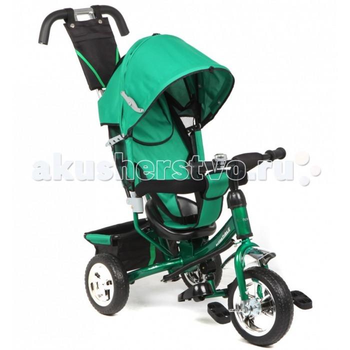 Трехколесные велосипеды Capella Action Trike II велосипед для малыша capella air trike green