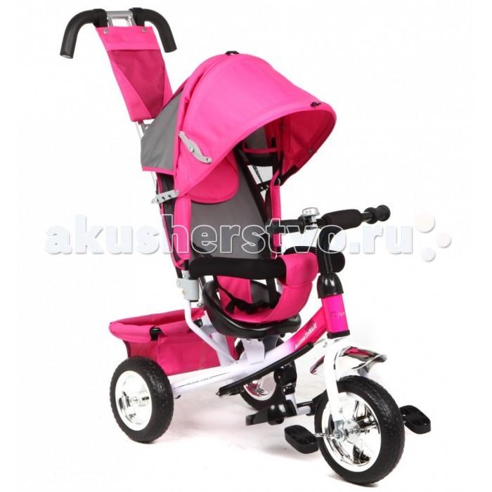 Трехколесные велосипеды Capella Action Trike II велосипед для малыша capella air trike purple