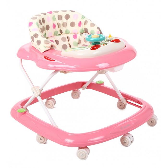 Ходунки Capella BG-0611BG-0611Capella BG-0611 - ходунки рекомендованы для детей в возрасте от 6 месяцев до 1.5 лет.  Удобные, легкие ходунки обеспечивают максимальную безопасность первых самостоятельных шагов малыша.  Оснащены колесами, для удобства использования имеются стопоры на колесах, благодаря которым вы можете контролировать передвижение ребенка.  В зависимости от роста и возраста малыша, высоту ходунков возможно регулировать в нескольких положениях, выбрав наиболее удобное.  Яркая игровая музыкальная панель привлечет внимание ребенка и его пребывание в ходунках будет еще более интересным.  Возраст ребенка: от 6 месяцев до 1.5 лет Колеса силиконовые Материал: металл Вес: 3 кг Дополнительно: складывается гармошкой Максимальный вес ребенка: 12 кг Особенности: музыкальные<br>