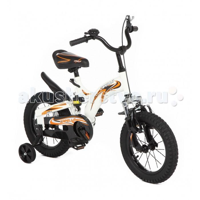 Двухколесные велосипеды Capella G14BA606 capella велосипед flying bear b 12 с 2 лет