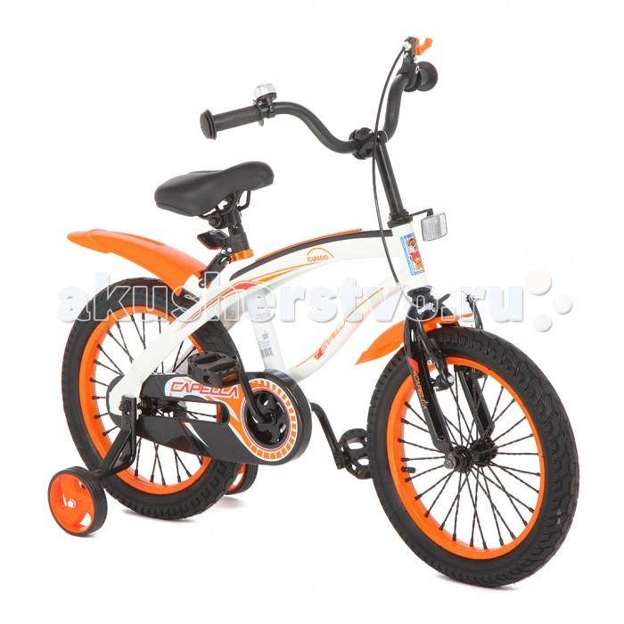 Велосипед двухколесный Capella G16BM
