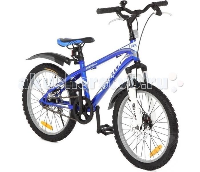 Велосипед двухколесный Capella G20S651G20S651Велосипед двухколесный Capella G20S651   Детский велосипед двухколесный Capella G20S650 – модель для маленьких велосипедистов 6 лет и старше, с диаметром надувных колес 20 дюймов (50 см). Он поможет ребенку усовершенствовать свои навыки катания и с удовольствием совершать все более и более длительные велопрогулки. Передний и задний дисковые тормоза, передняя амортизация расширяют возможности, а такие детали, как подножка и звонок, делают поездку удобней.  Особенности: стальная рама задние и передние дисковые тормоза диаметр колес 20 амортизаторы передний<br>