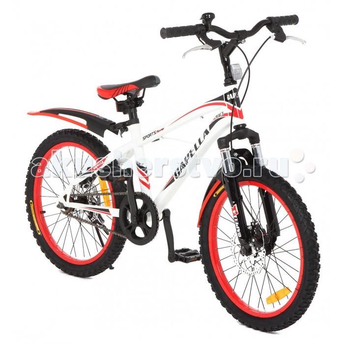 Двухколесные велосипеды Capella G20S651 capella велосипед flying bear b 12 с 2 лет