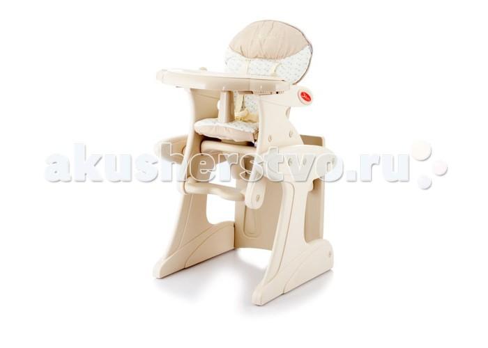 Стульчик для кормления Jetem MagicMagicСтульчик для кормления Jetem Magic   Стульчик для кормления - трансформируется в стул и стол.  Особенности:  Регулировка наклона спинки в 3-х положениях  Регулировка съемной столешницы  Дополнительная столешница-поднос  5-ти точечные ремни  Мягкая, легко-моющаяся обивка сиденья  Стульчик для кормления легко трансформируется в стульчик с партой, которые можно использовать до 6 лет  Ограничитель не позволяет ребенку соскальзывать со стульчика  Съемная дополнительная столешница  Матерчатая «дышащая» обивка легко снимается для очистки  Эксклюзивный дизайн<br>