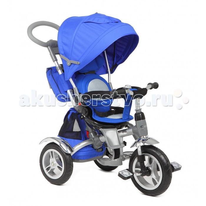 Велосипед трехколесный Capella Twist Trike 360Twist Trike 360Capella Велосипед трёхколёсный Twist Trike 360 - то новый усовершенствованный детский трехколесный велосипед. Модель, благодар, которой, прогулка дл мамы и малыша станет комфортной. У велосипеда реверсивные сидени которые можно устанавливать за и против движени, удобные, высокое сидение с мгким вкладышем. Пока ребёнок не научатс самостотельно кататьс на велосипеде, вы сможете совершать с ним прогулки, как в прогулочной колске. Малыш будет удобно сидеть, поставив ноги на подножку и пытатьс рулить, в то врем как мама будет катать его, использу родительску ручку. Чуть позже, осваива педали, вы сможете уберечь неопытного велосипедиста от случайного падени во врем поворотов.  Capella – один из ведущих мировых брендов на рынке детских товаров. Вс продукци сертифицирована и отвечает самым строгим европейским стандартам.   Особенности: Реверсивное сидение, можно устанавливать по/против движени Удобное,высокое сидение с мгким вкладышем Корзина дл продуктов Родительска ручка Бампер дл безопасности малыша Складной капор от солнца Подножки Широкие, проходимые надувные колеса  Звонок Удобный и функциональный велосипед  подарит вашему малышу много радости и удовольстви от быстрой и комфортной езды!<br>