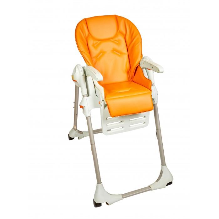 Детская мебель , Вкладыши и чехлы для стульчика Capina Чехол из эко-кожи для Chicco Polly арт: 101404 -  Вкладыши и чехлы для стульчика