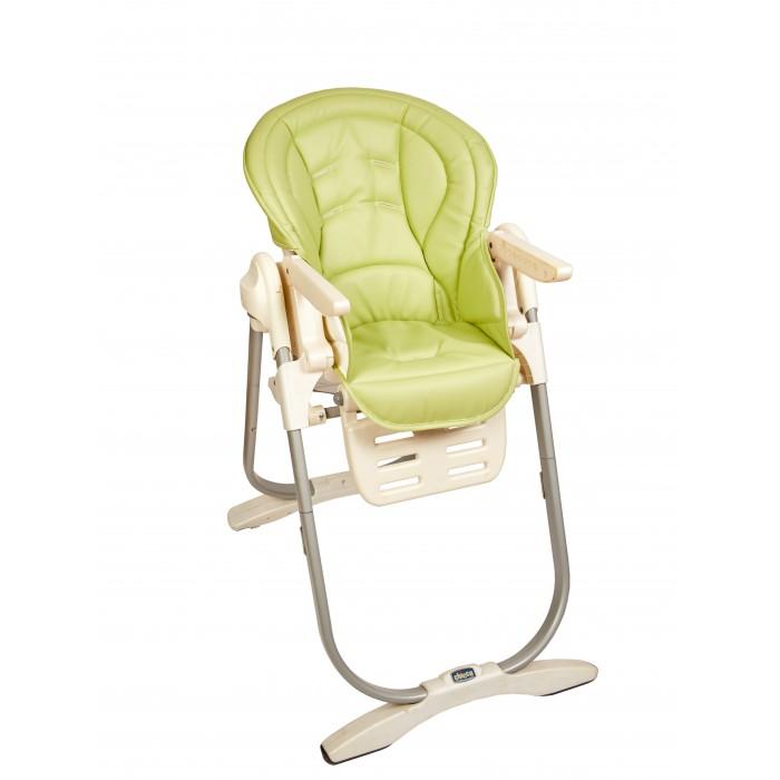 Детская мебель , Вкладыши и чехлы для стульчика Capina Чехол из эко-кожи для Chicco Polly Magic арт: 247132 -  Вкладыши и чехлы для стульчика