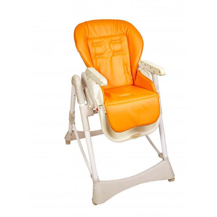 Вкладыши и чехлы для стульчика Capina Чехол из эко-кожи для Happy baby William чехол