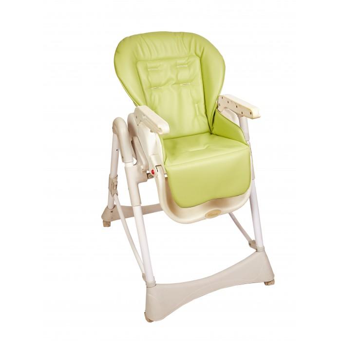 Вкладыши и чехлы для стульчика Capina Чехол из эко-кожи для Happy baby William