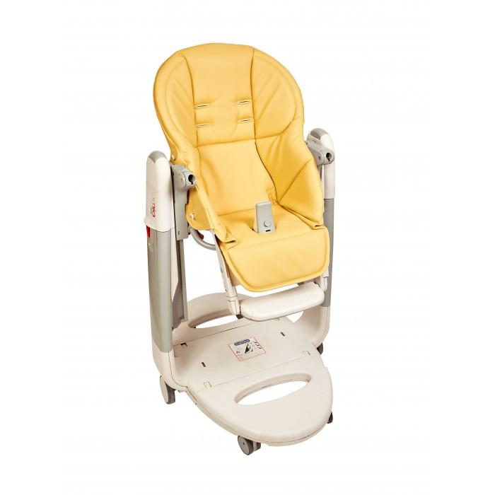 Детская мебель , Вкладыши и чехлы для стульчика Capina Чехол из эко-кожи на стульчик Peg-Perego Tatamia арт: 76125 -  Вкладыши и чехлы для стульчика