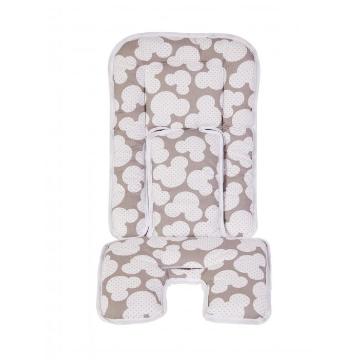 Вкладыши и чехлы для стульчика Capina Универсальный вкладыш-матрасик (хлопок) автолюльки
