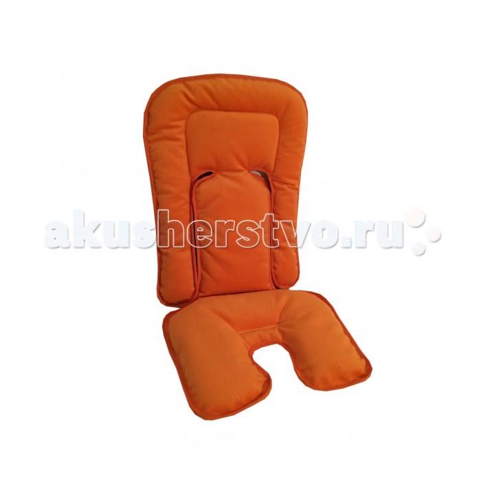 Вкладыши и чехлы для стульчика Capina Универсальный вкладыш-матрасик (велюр) автолюльки