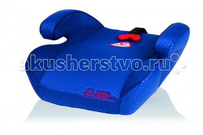 Бустер Capsula JR4JR4Бустер Capsula JR4 предназначен для детей от 4 до 12 лет, весом 22-36 кг. Фиксируется в автомобиле с помощью встроенного автомобильного ремнями безопасности, устанавливается по ходу движения автомобиля. Ребенок фиксируется в бустере автомобильным ремнем безопасности.  Характеристики: • ECE R44/04 сертификат: высочайший международный стандарт безопасности  • Бустер предназначен для транспортировки детей от 4 до 12 лет (от 22 до 36 кг) • Может устанавливаться на любое сидение в автомобиле • Простота использования для правильной установки  • Компактен - достаточно узкие (подходят для пассажирского сиденья) • Дополнительная блокировка для оптимального ведения ремня  • Очень маленький вес и оптимальная транспортировка  • Очень мягкая обивка с возможностью стирки  Вес 1.1 кг.<br>