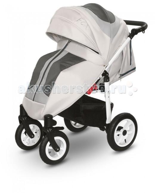 Прогулочная коляска Car-Baby FoxFoxПрогулочная коляска Car-Baby Fox - коляска выполнена из материалов высочайшего качества. Эта коляска является отличным вариантом как для прогулок по городским улицам, так и для долгих прогулок на природе.  Прогулочная коляска Car-Baby Fox установлена на четырехколесную базу, передние колеса меньшего размера, поворотные с фиксацией, что повышает проходимость и маневренность коляски.  Большой капюшон отлично защищает малыша от ветра, дождя и солнца.  Для удобства родителей предусмотрена регулировка ручки по высоте. Имеется вместительная текстильная корзина для покупок и игрушек.  Особенности Car-Baby Fox: Чехол на ножки Поворотные передние колеса с возможностью блокировки Регулируемая подножка Удобный задний тормоз Регулировка сиденья, ремни, ручки, направляющие Вместительная корзина в нижней части коляски Вес в сборе (без учета колёс): 9 кг Размеры (сложена): 86х56х38 см Ширина шасси: 56 см Размеры (разложена): 86х56х111 см Колеса: надувные;  Фиксация передних колес;  Поворотные колеса;  Материал рамы: алюминий.<br>