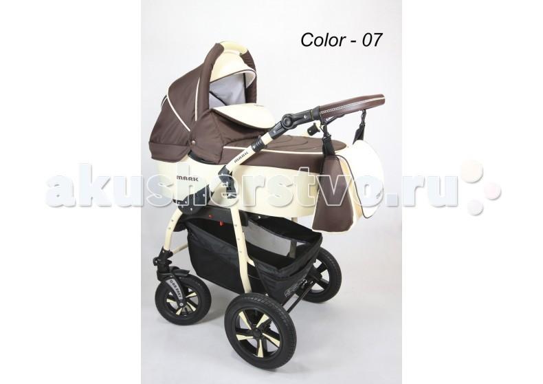 Коляска Car-Baby Mark 3 в 1Mark 3 в 1Коляска Car Baby Mark - это современная многофункциональная коляска 3 в 1 с дополнительной амортизацией и полным набором всех необходимых регулировок и функций для комфортных прогулок в любое время года!  Люлька Car Baby Mark: вместительные внутренние размеры встроенная москитная сетка для вентиляции ручка для переноски.   Прогулочный блок Car Baby Mark: установка в двух направлениях (по ходу или против движения) регулирование подставки для ножек многоступенчатая регулировка капюшона защитный бампер с регулировкой высоты перемычка между ножек 5-точечные ремни безопасности.  Автокресло Car Baby Mark: автокресло крепится в автомобиле против направления движения имеет встроенные трехточечные ремни безопасности с легкой регулировкой длины высококачественные материалы обивки приятны на ощупь, легко чистятся эргономичная рукоятка позволяет зафиксировать кресло на полу съемный капюшон, защищающий ребенка от ветра и солнца функция колыбели автокресло изготовлено из пластика, не из пенополистирола мягкая вставка для самых маленьких детей.<br>