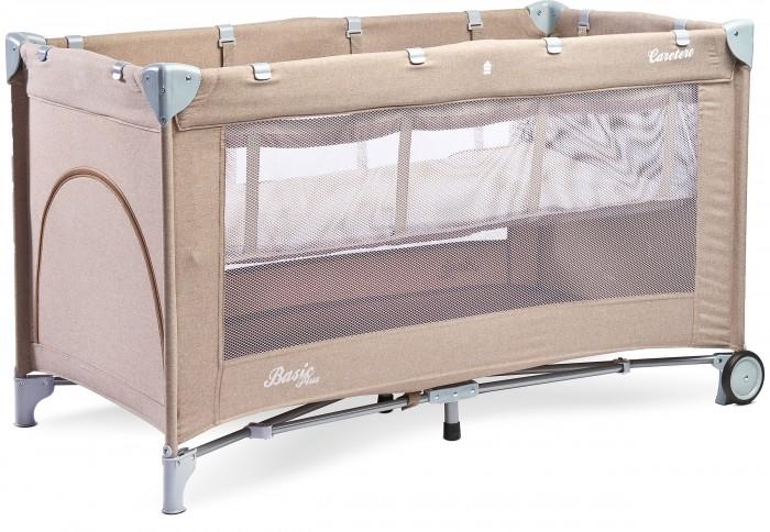 Детская мебель , Манежи Caretero Basic Plus арт: 517326 -  Манежи