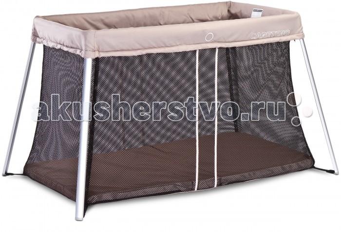 Детская мебель , Манежи Caretero Easy арт: 350055 -  Манежи