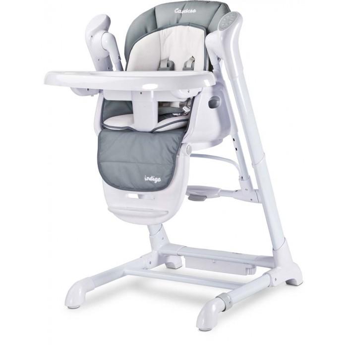 Детская мебель , Стульчики для кормления Caretero 2 в 1 Indigo арт: 350065 -  Стульчики для кормления