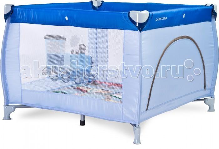 Детская мебель , Манежи Caretero Traveler арт: 350045 -  Манежи