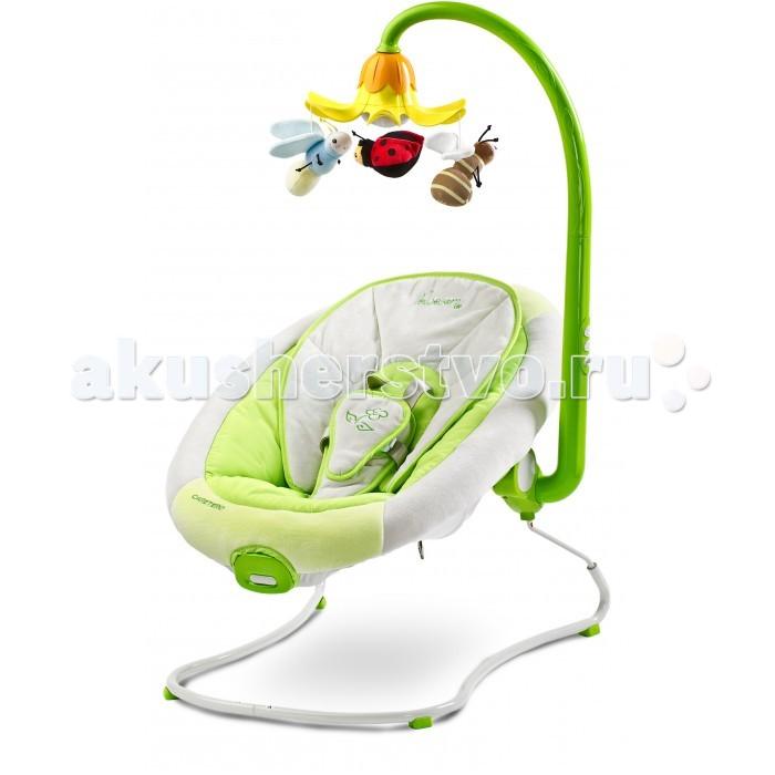 Детская мебель , Кресла-качалки, шезлонги Caretero Шезлонг Blossom арт: 289138 -  Кресла-качалки, шезлонги