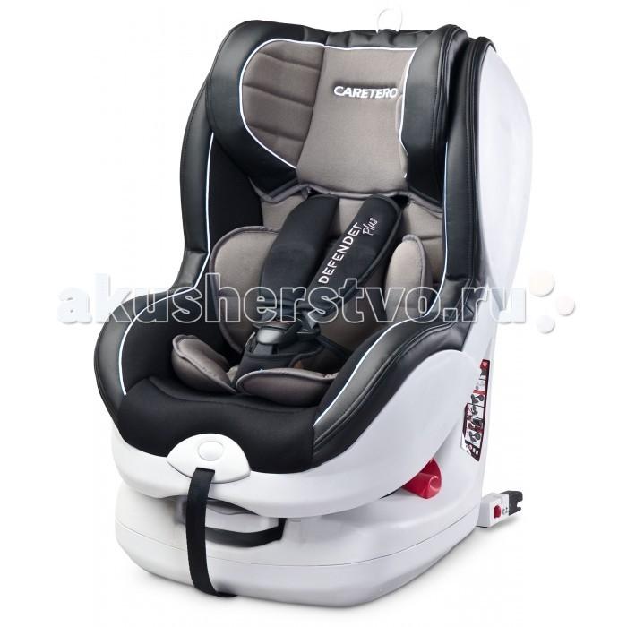 Автокресло Caretero Defender Plus IsofixDefender Plus IsofixМодель Caretero Defender Plus Isofix (0-18 кг) предназначена для детей с рождения до 4-х лет. Спинка кресла может регулироваться в 5 положениях.   Особенности: 5-позиционная регулируемая спинка позволяет перевозить ребенка в лежачем положении Подголовник с регулировкой по высоте до 13 см 5-точечные ремни безопасности шведской марки Holmbergs Мягкие ремни безопасности Съемная обивка автокресла выполнена из комбинации дышащих тканей и мягкой эко-кожи Просторное сиденье обеспечивает ребенку комфорт во время движения Элегантный корпус выполнен из высококачественных материалов гарантирует долгое использование Соответствует всем европейским параметрам безопасности (Европейский сертификат безопасности ECE R44/04)<br>