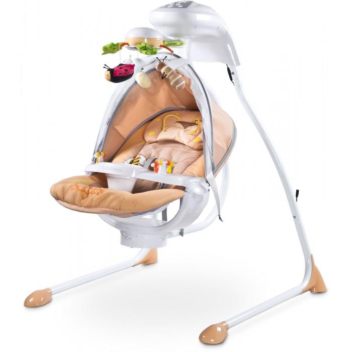 Детская мебель , Электронные качели Caretero Bugies арт: 148903 -  Электронные качели