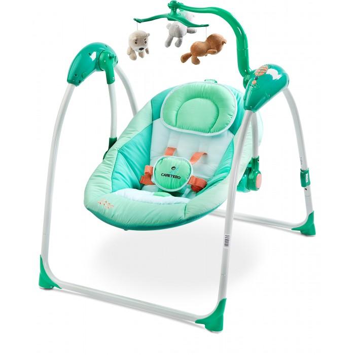 Детская мебель , Электронные качели Caretero Loop арт: 289108 -  Электронные качели